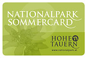 Nationallpark Hohe Tauern Sommercard